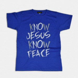 Know Jesus Know Peace