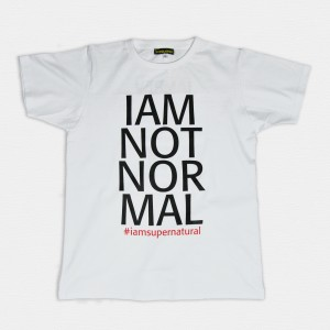 I am not normal