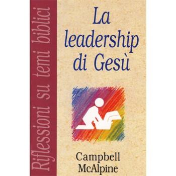 La leadership di Gesù
