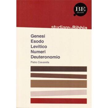 Genesi Esodo Levitico Numeri Deuteronomio
