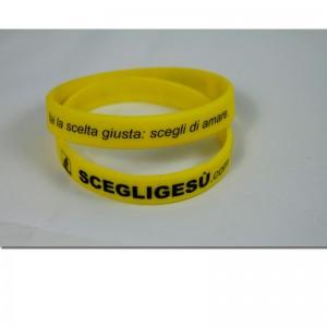 Bracciali SG giallo