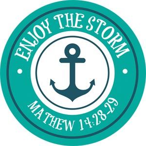 Enjoy the storm