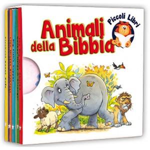 ANIMALI DELLA BIBBIA Cofanetto