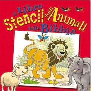 IL LIBRO STENCIL ANIMALI DELLA BIBBIA