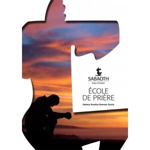 Ebook - ÉCOLE DE PRIÈRE