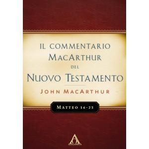Matteo 16-23 (CMNT)