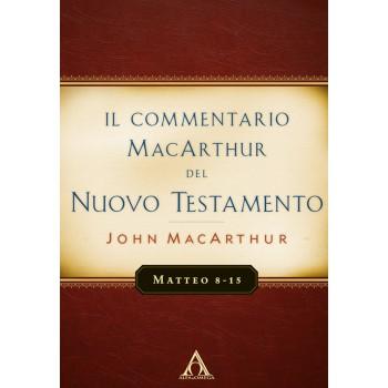 Matteo 8-15 (CMNT)