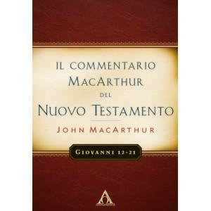 Giovanni 12-21 (CMNT)